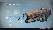 ROI Echo 33 Overlay