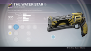 The Water Star