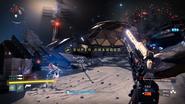 Control gameplay, Destiny Alpha