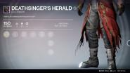Deathsinger's Herald UI