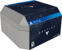 Destiny Ghost Edition box