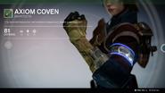 Axiom Coven (Gauntlets) UI
