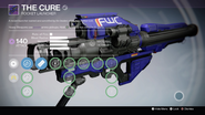 TTK The Cure Overlay