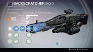 TTK Backscratcher 9.0 Overlay