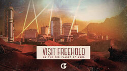 Freehold Postcard