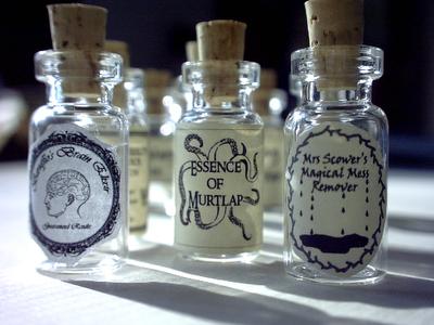Lil potion bottles1