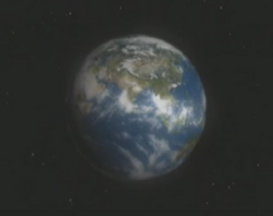 Earth in DAH