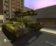 Patty Wurst's Tank
