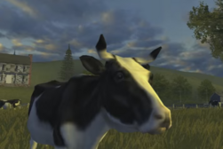 DAH! Cow