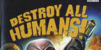 Destroy All Humans! (game)