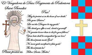 Flag of Regimento de Redentores