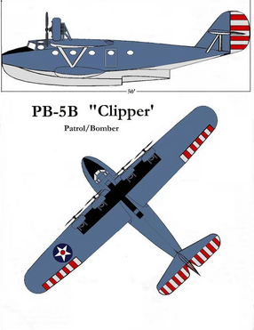 PB5-B 'Clipper' by Taylor Anderson