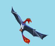 Lizardbird by Taylor Anderson