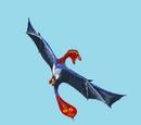 Lizardbird