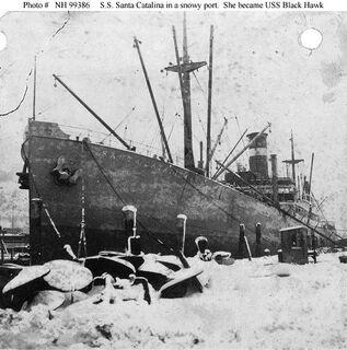 Santa Catalina 1917