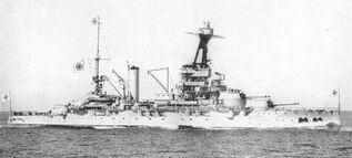 French Nazi Battleship Lorraine