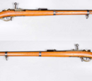 Republic of Real People 11 mm Single Shot Bolt Action Rifle