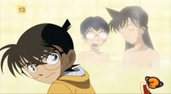 Eisuke and Ran Bathe