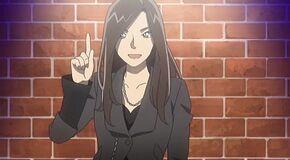 Shiraishi Nori Anime