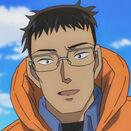 Yuuki's father
