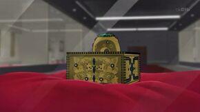 Emperor's Gold Seal Anime