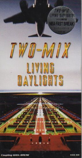 Living daylights front