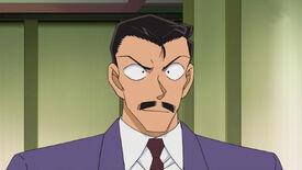 Kogoro Mouri Profile