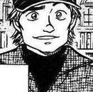 Tanji Kiyama manga