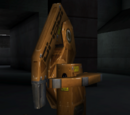 Matsu-Gravas R-118 Repair bot