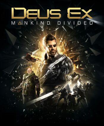 Image of Deus Ex: Mankind Divided