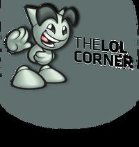 Lol corner logo