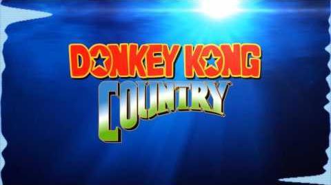 Donkey Kong Country - Aquatic Ambiance Remix