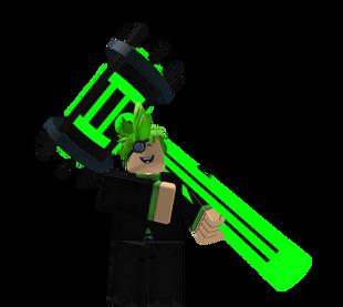 W/ Hammer