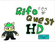 Rifo title screen 1