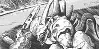 Unnamed Bone Armoured Devilman