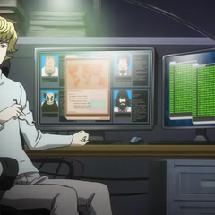 Ryo casually hacking into <a href=