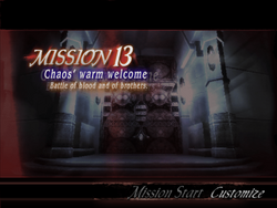 DMC3 Mission 13