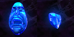 Orb (blue) and Orb (blue fragment)