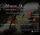 Devil May Cry 4 walkthrough/M14