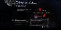 Devil May Cry 4 walkthrough/M19