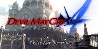 Devil May Cry 4 walkthrough