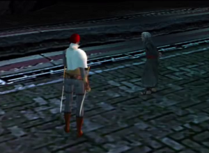 Devil May Cry 2 - Matier and Lucia discussing Dante's fate