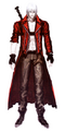 DMC3 Dante Art