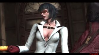 WAPWON.COM Devil May Cry 4 Dante Cool Cutscenes Movie (Dante Lady Trish Nero) - Final -HD- 72750