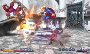 Project X Zone Dante Screenshot 02