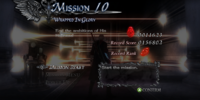 Devil May Cry 4 walkthrough/M10