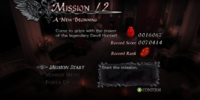 Devil May Cry 4 walkthrough/M12