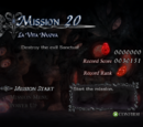 Devil May Cry 4 walkthrough/M20