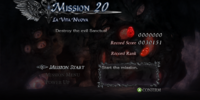 Devil May Cry 4 walkthrough/M20