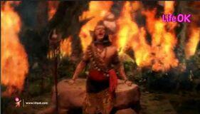 Shiva's wrath